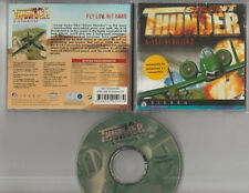 Silent Thunder A-10 Tank Killer 2 VINTAGE PC WIN 95 CD GAME