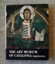 1968 The Art Museum of Catalonia Barcelona Great Galleries Series VG+ HC