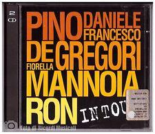 PINO DANIELE FRANCESCO DE GREGORI FIORELLAMANNOIA RON IN TOUR
