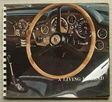 ASTON MARTIN DB6 & VOLANTE Sports Cars Sales Brochure c1965