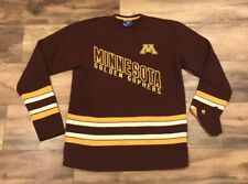 Minnesota Gophers Champion Heritage Sewn Ncaa Crew Neck Sweatshirt Mens Small S