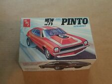 Vintage AMT 1973 Ford Pinto Runabout Kit 1/25th Scale
