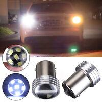 2x1156 BA15S P21W 6 LED 2835 COB SMD Car Reverse Back Turn Tail Light Bulb UK