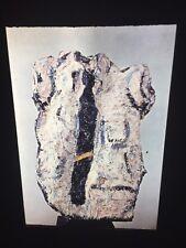 """Claes Oldenburg """"white Shirt & Blue Tie"""" Pop Art 35mm Art Slide"""