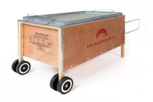 Caja China Roasting Box 100 lbs