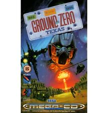 ## SEGA Mega-CD - Ground Zero Texas - TOP ##