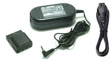Compact Power Ac Adapter ACK-700 + DR-700 Coupler for Canon S30 S40 S45 S50 S60