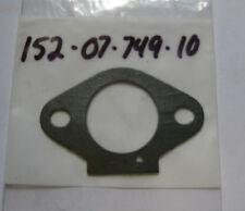 JLO L152 SINGLE CYLINDER INTAKE GASKET  GENUINE JLO GASKET 152 07 749 10