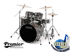 "Limited Edition ""Spirit of Maiden"" Kit incl. hardware by Premier Drums"