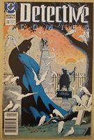 Detective Comics: Batman 610 FN/VF Newsstand 1990 DC Comics
