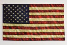 3x5 USA Tea Stained Vintage Stars and Stripes Flag 3'x5' House Banner grommets