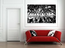Celtics of 1985  Bird, McHale, Parrish, DJ Ainge  Canvas Wall Print