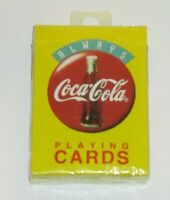 NEW & SEALED 1994 Always Coca-Cola Playing Cards VTG 90s