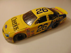 ERTL 1998 JOHNNY BENSON #26 FORD TAURUS CHEERIOS POP-SECRET NASCAR 1:18