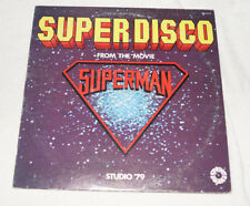 LP : Super Disco from the movie Superman 1979