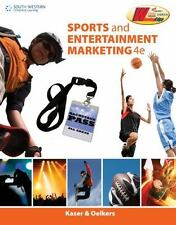 SPORTS AND ENTERTAINMENT MARKETING  - DOTTY B. OELKERS KEN KASER (HARDCOVER) NEW