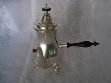 Vintage Silver Plate Chocolate/Coffee Pot