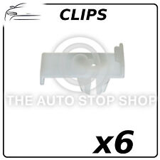 Clip PARABREZZA Finestra Clip Peugeot 207/307 confezione da 6 Part Number: 11541