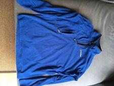 Berghaus Fleece 1/4 Zip Top Size M light blue