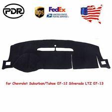 Dashboard Pad Dash Mat Cover Chevrolet Tahoe Suburban 07-12 Silverado LTZ 07-13