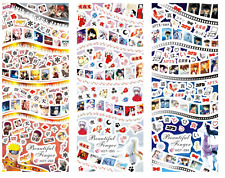 Nail Art Stickers Transfers Decals HOT Japan Naruto 292-294