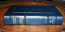 Superb, Jimmy Carter, Keeping Faith, Signed, Limited Edition, Leather Bound 1982