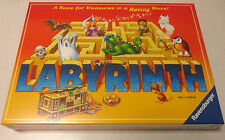 BNIB / SEALED ~ RAVENSBURGER LABYRINTH ~ THE MOVING MAZE GAME