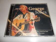CD  George Jones - George Jones-Country Legends