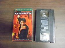 "~USED VHS Movie~ ""Kiss Of The Dragon"""