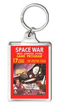SPACE WAR ATARI 2600 KEYRING LLAVERO