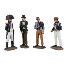 "W Britain 13016 ""Pressed For Service"" - British Royal Navy Press Gang, 1805-1815"