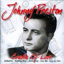 JOHNNY PRESTON - CRADLE OF LOVE (NEW CD)