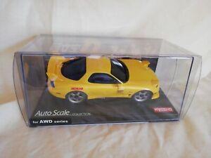 kyosho mini z auto scale collection Mazda RX-7 FD3S