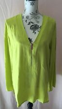 Michael Kors Limeade Cover-Up Tunic Size Small