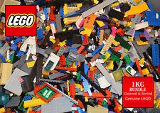 1kg-1000g Genuine Lego Bundle Mixed Bricks Parts Pieces. Job Lot