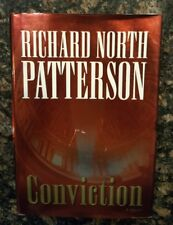 Conviction: By Richard North Patterson (2005, Hardcover, NEW)