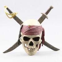 Fluch der Karibik Skulptur Jack Sparrow Black Pearl Schädel Sammler Film Figur