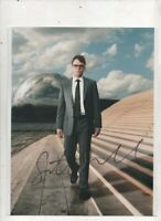 hand Signed 10x8 Photograph - SETH GABEL - FRINGE   AFTAL - COA