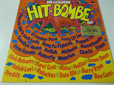 38004 - DIE GOLDENE HIT-BOMBE - POLYDOR VINYL LP (FREDDY BEE GEES ABBA HOLLIES)