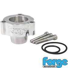 Forge Chrome Blow Off Dump Valve Adaptor for VW Audi, Seat, Skoda 1.4/2.0 TFSI