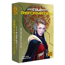 Coup Reformation Expansion Card Game NEW