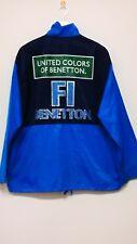 VINTAGE BENETTON TEAM FORMULA ONE 1 F1 RACING TEAM UNITED COLORS JACKETS