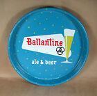 """Vintage 1961 BALLANTINE Ale & Beer Serving Tray  13"""""""