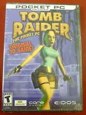 Video Game Pocket Pc Tomb Raider Original 3D Game New Sealed