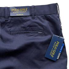 Polo Golf Ralph Lauren Tailored Fit 38 X 30 Navy Blue Pants NEW Moisture Wicking
