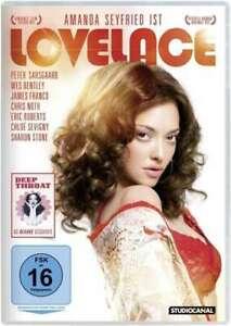 Lovelace [DVD/NEU/OVP] Amanda Seyfried in der Titelrolle und weiteren großen Sta