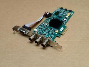 AJA Corvid 3G PCIe 4x Card for 8/10-bit Uncompressed Digital 3G HD SD I/O MAC PC