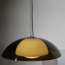 Pedant Lamp Designer Lampe Deckenlampe Leuchte Harvey Guzzini Italien 70er