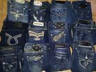 ❤️ Rock Revival Miss Me &more❤️ Size 23-29 Capri Bootcut Skinny Jeans (CHOOSE 1)