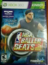 NBA Baller Beats for Kinect (Microsoft Xbox 360, 2012)